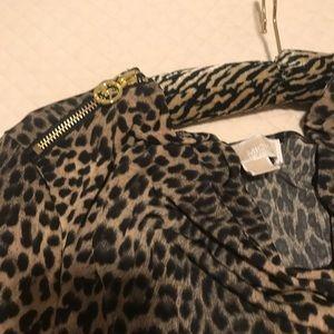 Leopard Michael Kors dress
